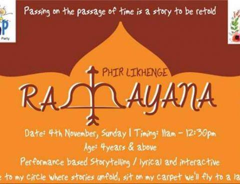 Phir Likhenge Ramayan – Storytelling