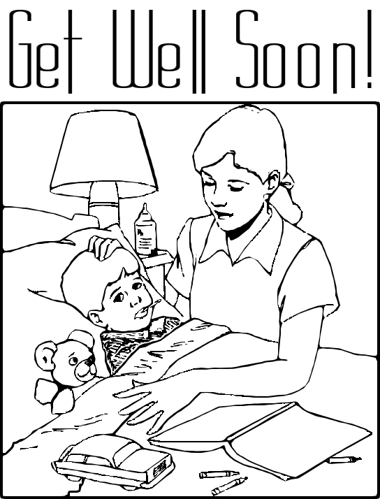 Sick child…How to make it easier on you?