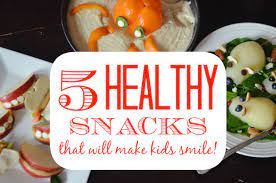 Top 5 yummy and health immunity snacks for kids