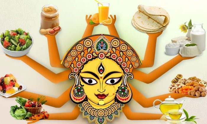 Why is it important to fast during Navratri?